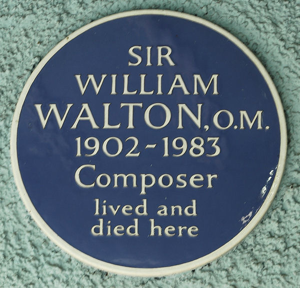 Sir William Walton's garden Ischia 1
