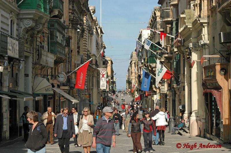 Republic, Valletta