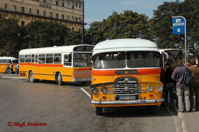 The Buses of Malta