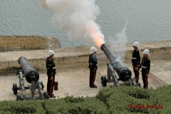 The 12 O'Clock Gun
