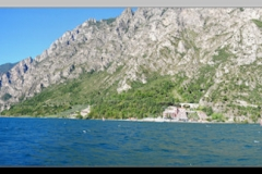 Lake Garda - Arriving at Limone