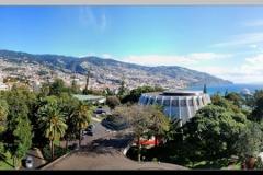 Funchal from the top floor