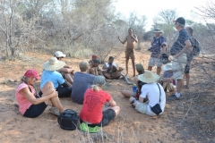 Kalahari - Listening to the Bushmen