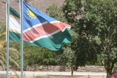 Ai Ais - Namibian Flag