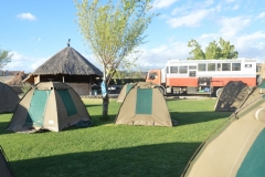 Orange River Camp Site