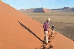 Sesriem - Decending Dune 45