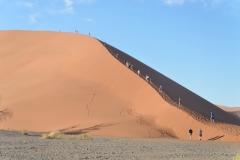 Sesriem - Tackeling Dune 45