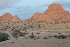 Spitzkoppe Camp Site