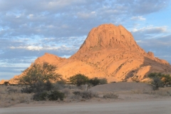 Spitzkoppe - Evening Light