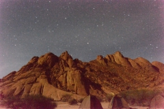 Spitzkoppe - The Stary Night Sky