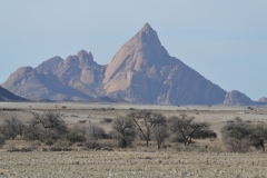 Spitzkoppe - Travelling Towards the Peaks