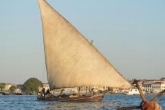 Zanzibar - Dhow