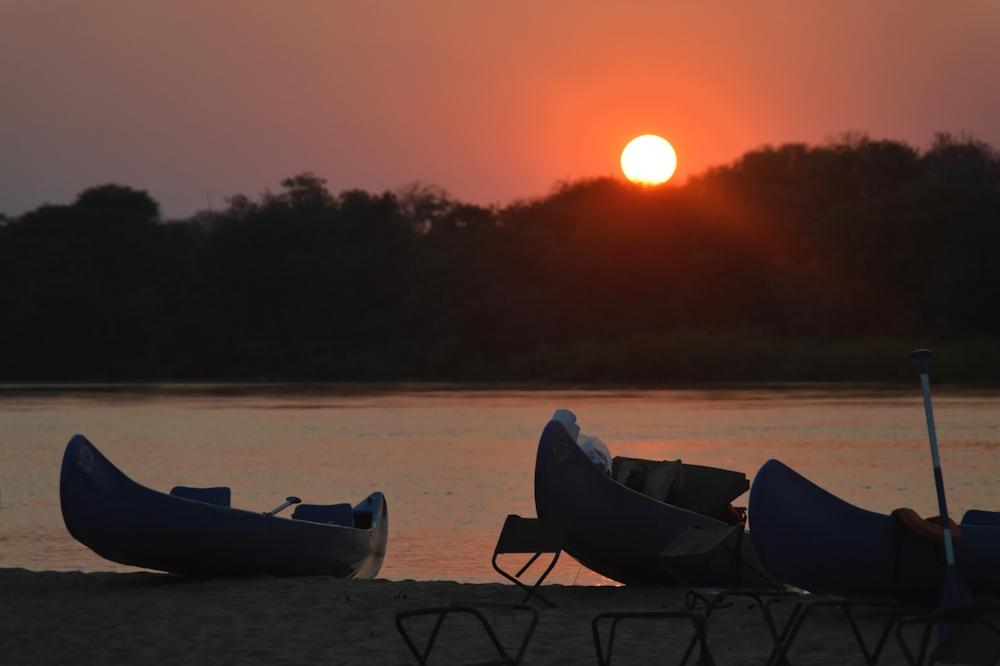 Zambezi Sunset