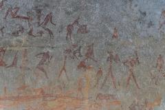 Matobo - Bushman Cave Painting