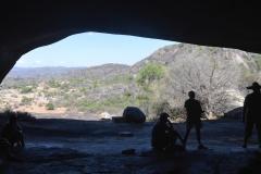 Matobo - Bushman Cave