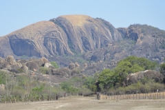 Matobo - Rock Formations