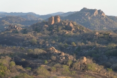 Matobo - View from Rhodes Grave