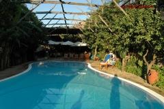 The pool at Villaggio Verde
