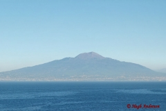 Vesuvio from Sarrento