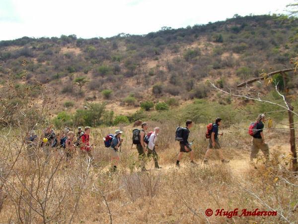 72011 Climbing Longido