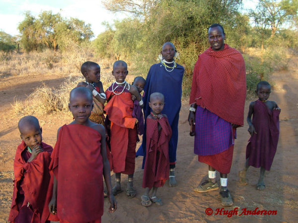 72022 Maasai at Longido