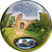 360 St Lawrence Churchyard