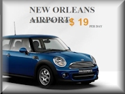Car Rental New Orleans