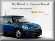 Dunedin Car Rental