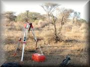 Leica GPS Receiver - Tanzania 2004