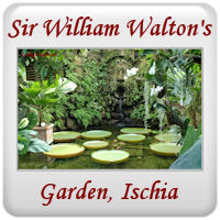 Sir William Walton's Garden on Ischia