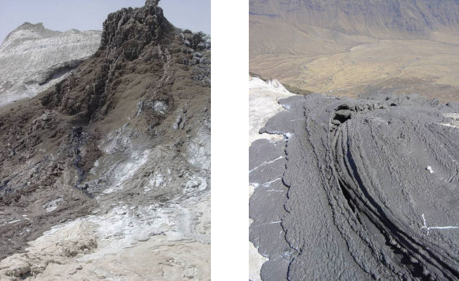 Ol Doinyo Lengai Crater