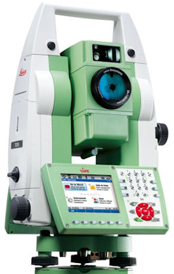 Leica TPS Total Station