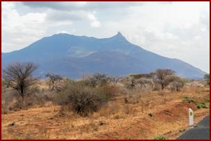 Longido, Northern Tanzania