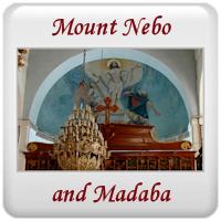 Mount Nebo and Madaba
