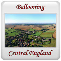 Ballooning over Northamptonshire