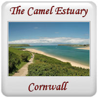 The Camel Estuary, Cornwall