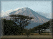 Ol Doinyo Lengai, The Mountain of God Tanzania