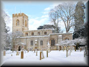 St Mary's in the Snow