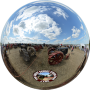 The Great Dorset Steam Fair – 2017 - Tractors and Agricultural Machinery