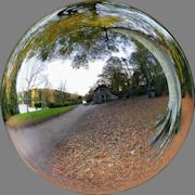 Stourhead Wiltshire - 360° Panoramas