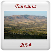 Tanzania 2004 with the British Exploring Society