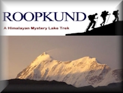 Trek The Himalayas, Roopkund