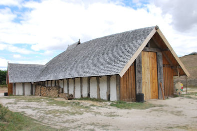 Viking Longhouse 14