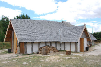 Viking Longhouse 16