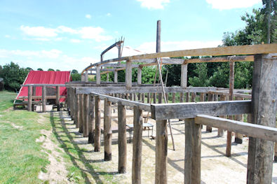 Viking Longhouse 2