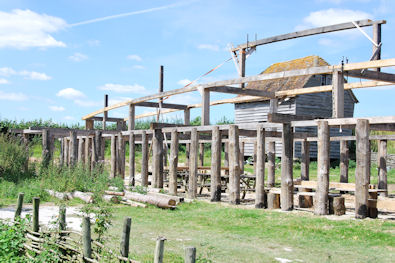 Viking Longhouse 5
