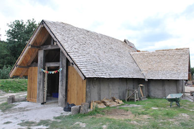 Viking Longhouse 7