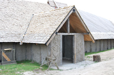 Viking Longhouse 8