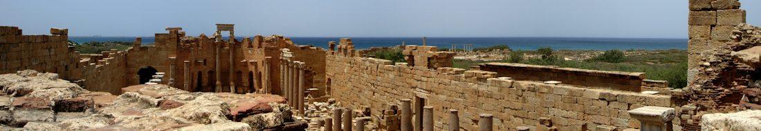 Leptis Magna, Lybia