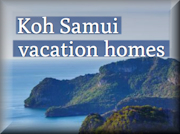 Koh Samui Vacation Homes